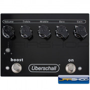 Bogner Uberschall Distortion Pedal - OPEN BOX