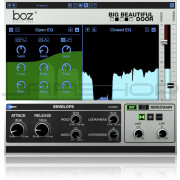 Boz Digital Big Beautiful Door Dynamics Processor Plugin