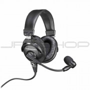 Audio Technica BPHS1-XF4 Communications headset with dynamic boom microphone