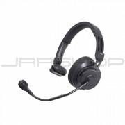 Audio Technica BPHS2S Single-ear broadcast headset with hypercardioid dynamic boom microphone