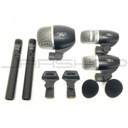 Alctron 5-piece Drum Mic Set