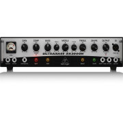 Behringer BX2000H 2,000-Watt Class-D Bass Amplifier