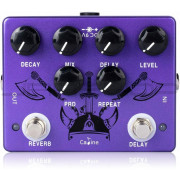 Caline CP-80 Ragnarok Reverb+Delay 2-in-1 Pedal