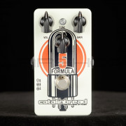 Catalinbread Formula No. 5 Tweed Deluxe Overdrive Pedal