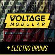 Cherry Audio Voltage Modular Core + Electro Drums Bundle