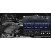 Chocolate Audio Drum Singles Collection for Kontakt