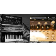 Chocolate Audio Model 80 Electric Grand Piano For Kontakt
