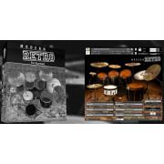 Chocolate Audio Modern Retro Drums For Kontakt
