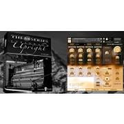 Chocolate Audio Steinbach Upright Piano For Kontakt
