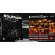 Chocolate Audio The Black Album Drums for BFD3 & Kontakt