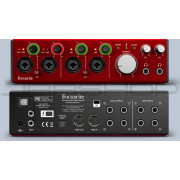 Focusrite Clarett 4Pre USB Interface