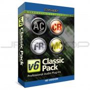 McDSP Classic Pack v6 HD