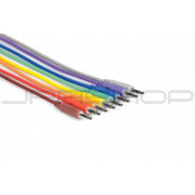 Hosa CMM-815 Unbalanced Patch Cables 6 in