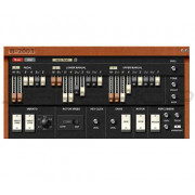 SonicCore B-2003 Drawbar Organ Replica of Hammond B-3
