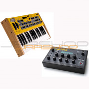 Dave Smith Mopho Keyboard + Tetra Bundle