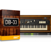 Air Music Tech DB-33 Hammond B3 Organ Plugin