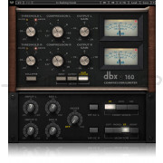 Waves dbx 160 Compressor / Limiter Plugin