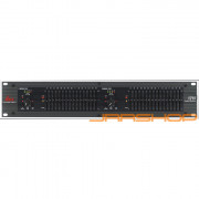 dbx 1215 Dual Channel 15-Band Graphic EQ