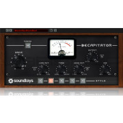 Soundtoys Decapitator Analog Saturation Modeler