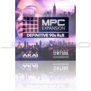 Akai DEFinitive 90s R&B MPC Expansion