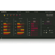 Audiority Deleight Resizeable Stereo Multi Tap Delay Plugin