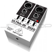 Behringer DI20 2-Channel DI/Splitter