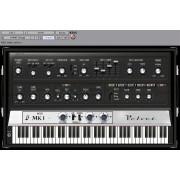 Digidesign Velvet RTAS Virtual Electric Piano