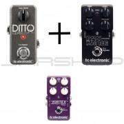 TC Electronic Ditto Loop + Dark Matter + Vortex Bundle