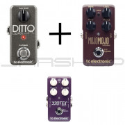 TC Electronic Ditto Looper + MojoMojo + Vortex Bundle