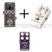 TC Electronic Ditto + Spark + Vortex Bundle