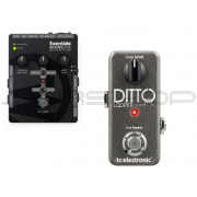 Eventide Mixing Link + TC Electronic Ditto Looper Combo
