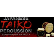 FXpansion BFD Japanese Taiko Percussion Library