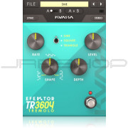 Kuassa Efektor TR3604 Tremolo FX Engine Plugin