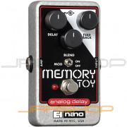 Electro Harmonix Memory Toy Analog Delay With Modulation