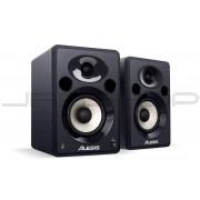 Alesis Elevate 5 Powered Desktop Studio Monitor Speakers - Pair