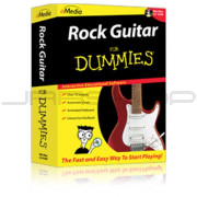 eMedia Rock Guitar For Dummies Beginning Rock Guitar Lessons - Windows