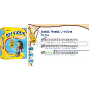 eMedia My Violin Interactive Beginning Violin Lessons Software