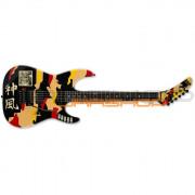 ESP George Lynch Kamikaze-1 Guitar w/Case