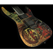 ESP LTD Slayer-2013 Seasons in the Abyss Electric Guitar