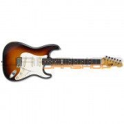 ESP Vintage Plus Rosewood Electric Guitar w/Case