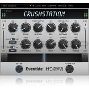 Eventide CrushStation Overdrive Distortion Multi FX Plugin