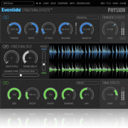 Eventide Physion Transient and Tonal Shaper Plugin