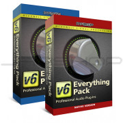 McDSP Upgrade Everything Pack HD v6.2 to Everything Pack v6.4 HD