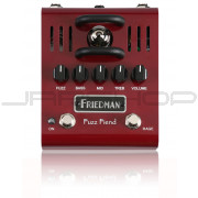 Friedman Amplification Fuzz Fiend 12AX7 Tube Powered Fuzz Pedal