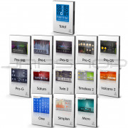 FabFilter Total Bundle Synth & Processor Plugins