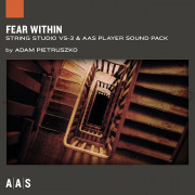 AAS Applied Acoustics Systems Fear Within Sound Pack for String Studio VS-3