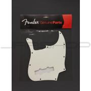Fender Jazz Bass 3 Ply Parchment Pickguard