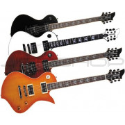 Fernandes Ravelle Deluxe Guitar