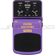 Behringer FM600 Filter Machine Pedal Open Box