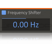 Kilohearts Frequency Shifter Plugin